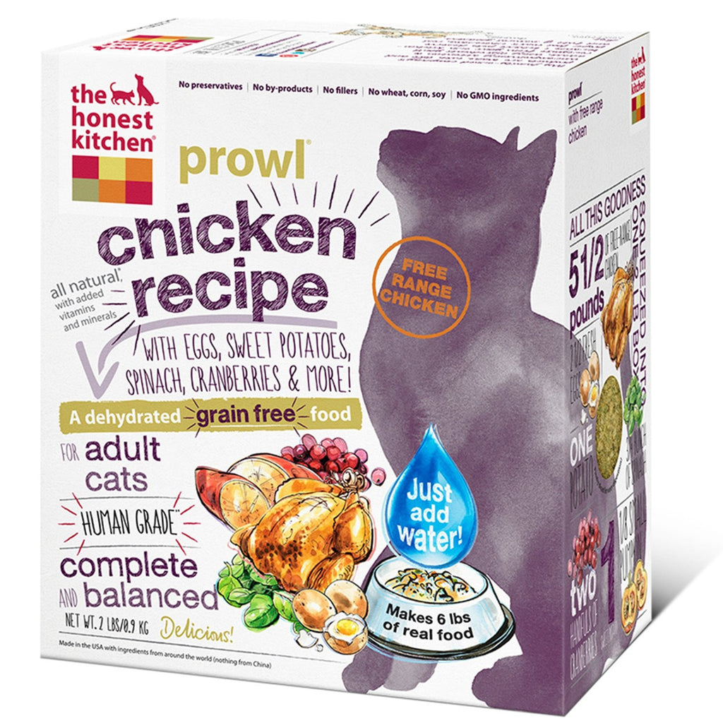 THE HONEST KITCHEN CAT PROWL 2LBS