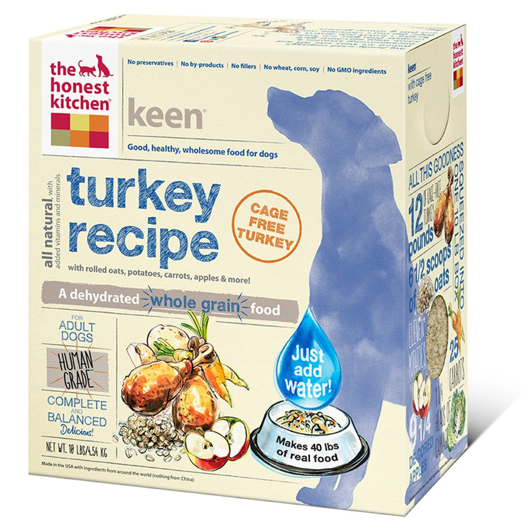 THE HONEST KITCHEN KEEN TURKEY 10LBS