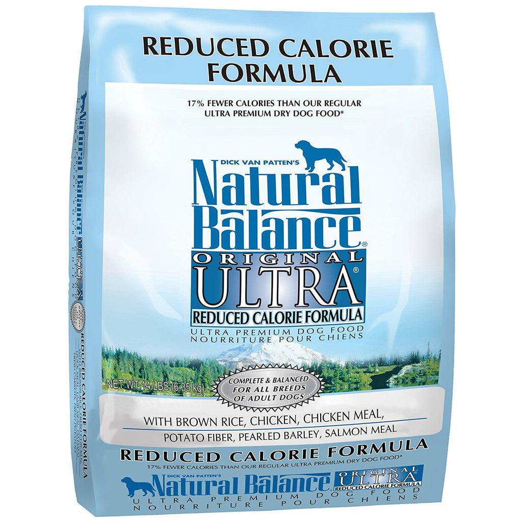NATURAL BALANCE DOG REDUCED CALORIE 28LBS