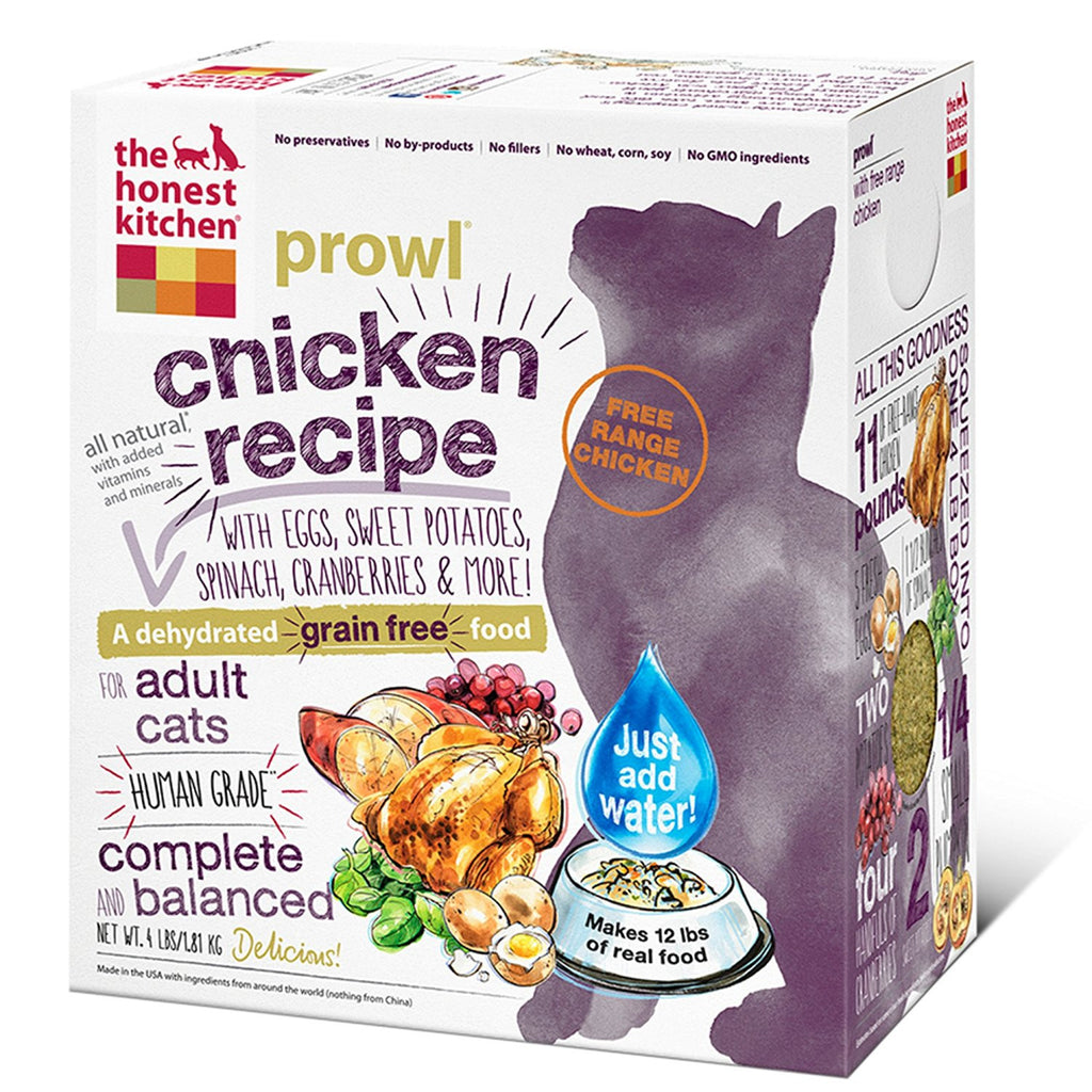 THE HONEST KITCHEN CAT PROWL 4LBS
