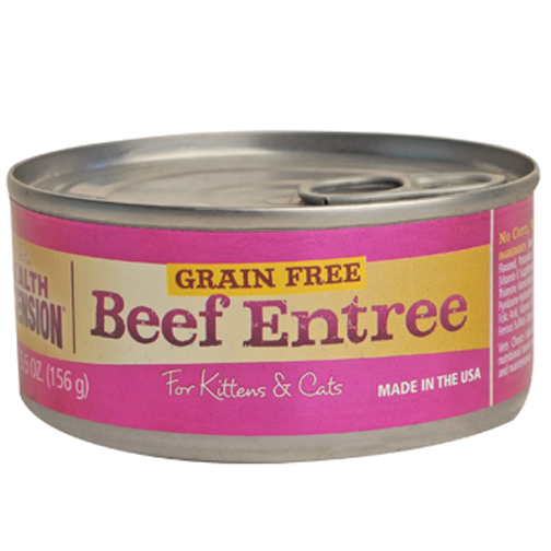 HEALTH EXTENSION CAT BEEF 5.5OZ