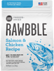 BIXBI RAWBBLE DOG DRIED SALMON & CHICKEN 12OZ