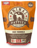 PRIMAL DOG FROZEN PATTIES BEEF 6LBS