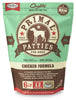 PRIMAL DOG FROZEN PATTIES CHIC 6LBS