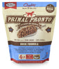 PRIMAL DOG FROZEN PRONTO DUCK 4LBS