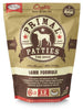 PRIMAL DOG FROZEN PATTIES LAMB 6LBS