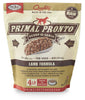 PRIMAL DOG FROZEN PRONTO LAMB 4LBS