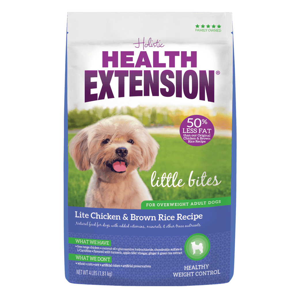 HEALTH EXTENSION DOG LITE LITTLE BITES 4LBS