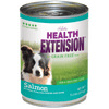 HEALTH EXTENSION DOG SALMON 13.2OZ