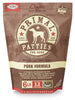 PRIMAL DOG FROZEN PATTIES PORK 6LBS