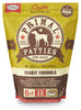 PRIMAL DOG FROZEN PATTIES RABB 6LBS