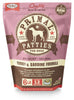 PRIMAL DOG FROZEN PATTIES TURK 6LBS