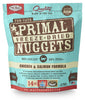 PRIMAL CAT DRIED CHICKEN & SALMON 14OZ