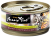Fussie Cat Grain Free Tuna & Clams, 2.8oz