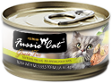 Fussie Cat Grain Free Tuna & Smoked Tuna, 2.8oz