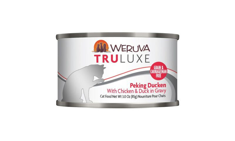 WERUVA CAT TRULUXE PEKING DUCKEN 3OZ