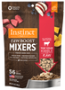 NATURE'S VARIETY INSTINCT RAW BOOST MIXERS BEEF, DOG 14OZ