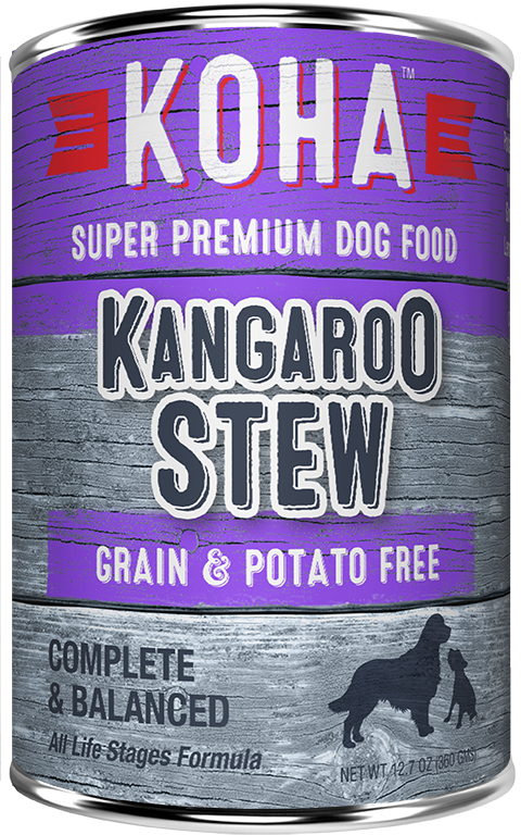 KOHA DOG KANGAROO STEW 12.7OZ