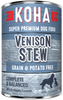 KOHA DOG VENISON STEW 12.7OZ