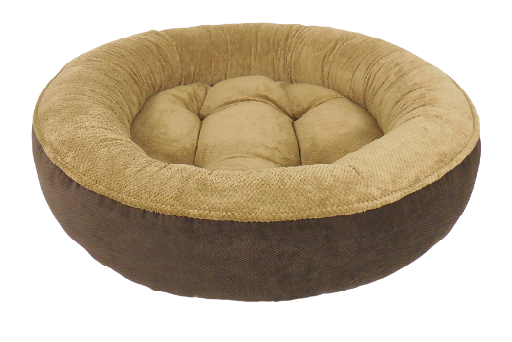 ARLEE ROVER REST MAGGIE DONUT CHOCOLATE BED 30X30
