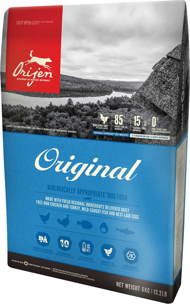 ORIJEN DOG ADULT ORIGINAL 13LBS