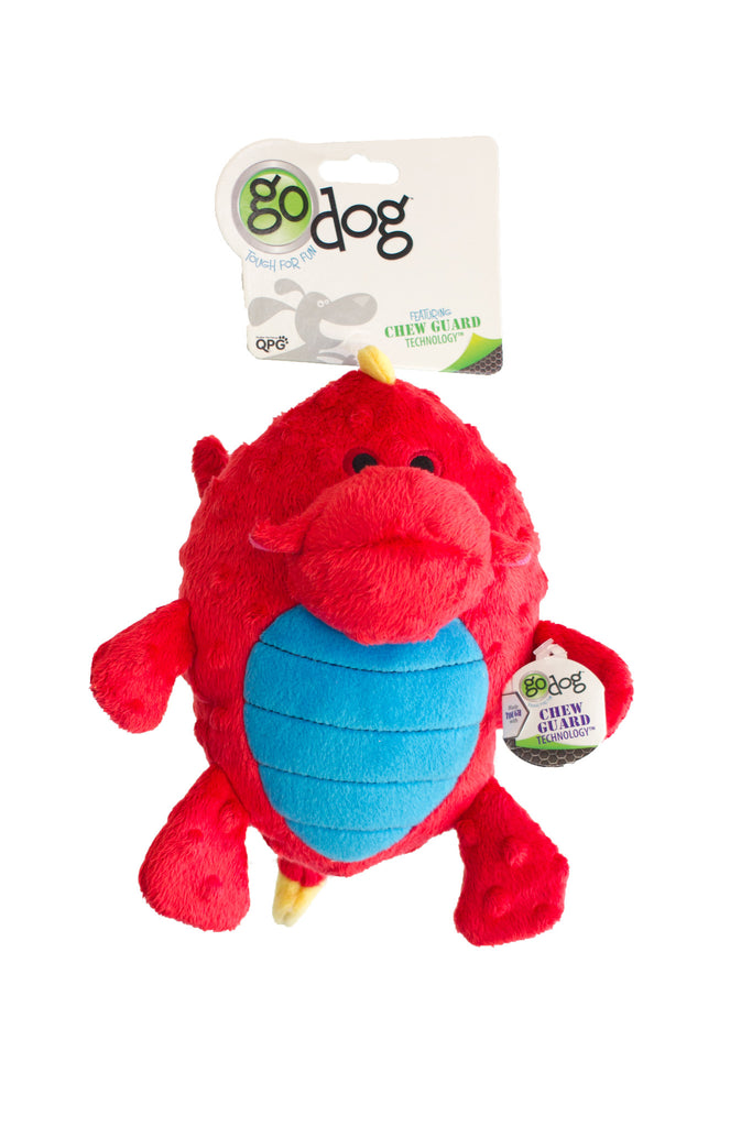 GODOG DRAGON GRUNTERS RED LG