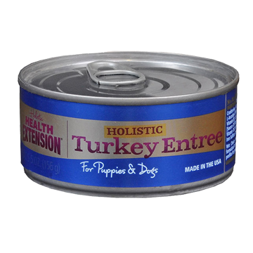 HEALTH EXTENSION DOG TURKEY 5.5OZ