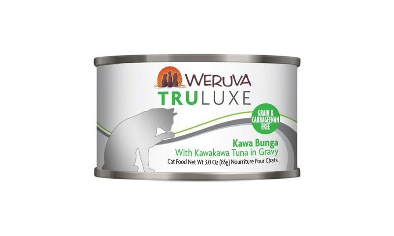 Weruva Tru Luxe Kawa Booty, 3oz Cat Food