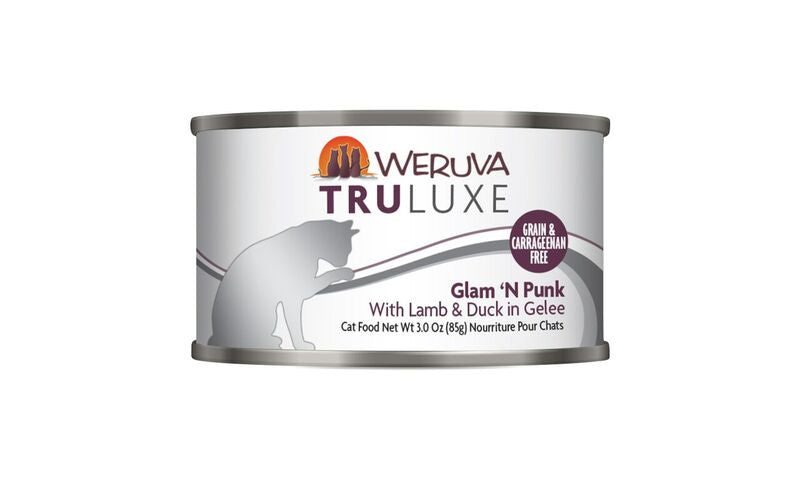 Weruva Tru Luxe Glam 'N Punk, 3oz Cat Food