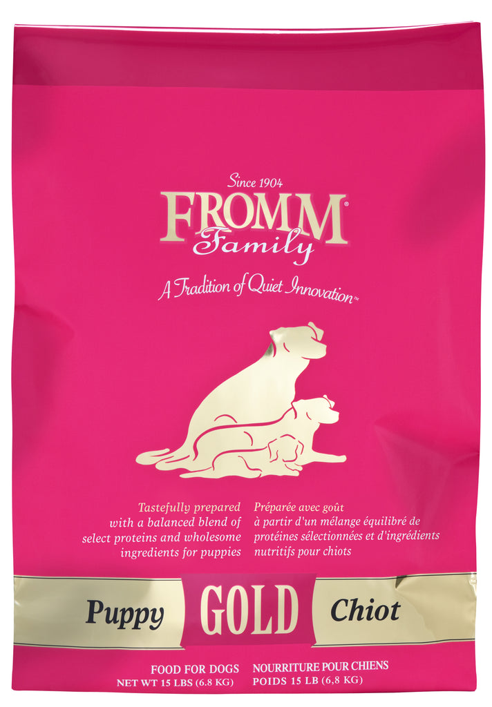 Fromm Gold Puppy, Dog Food, 15lbs