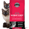 WORLDS BEST CLUMPING CAT LITTER MULTIPLE CAT 7LBS