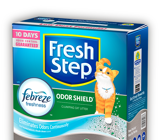 FRESH STEP SCOOP 14LBS