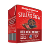 STELLA & CHEWY'S STEW RED MEAT MEDLEY, DOG RECIPE, 11OZ