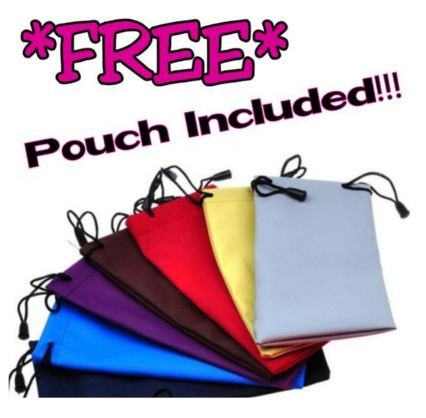 Free Pouch with Sunglasses | Ladi Lyke