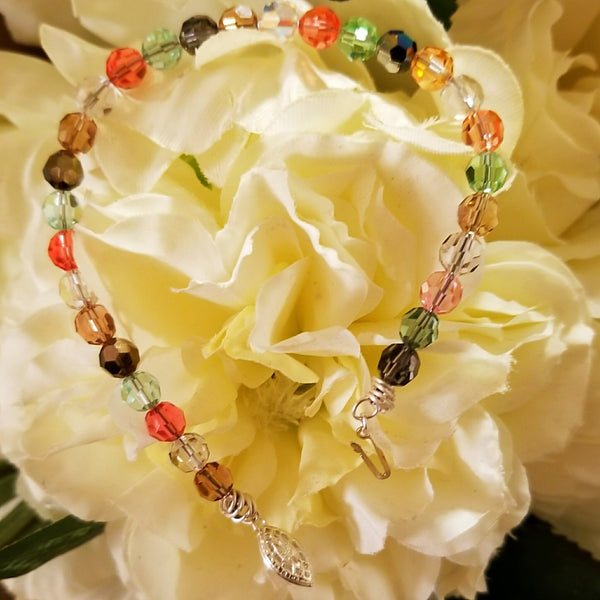 Swarovski Crystal Exquisite Color Bracelet