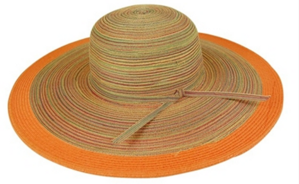 Under New Management, Luxury Blended Colors Sun Hat