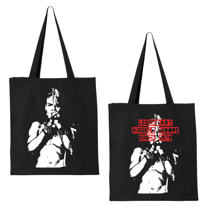 Angelo Punk Tote Bag