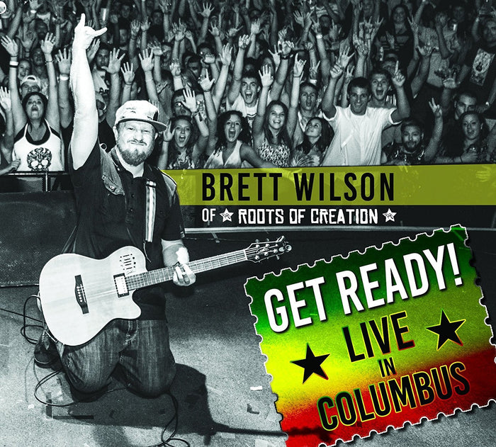 Brett Wilson - Get Ready! Live in Columbus - CD