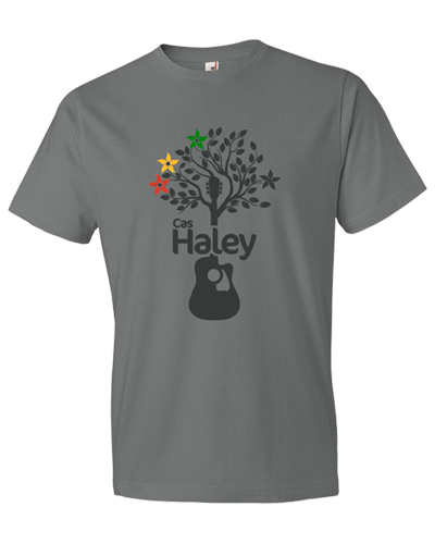 Cas Haley - Guitar Tee