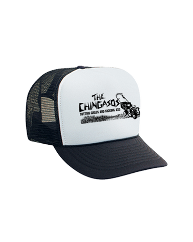 Cutting Grass and Kickin Ass Hat (Black)