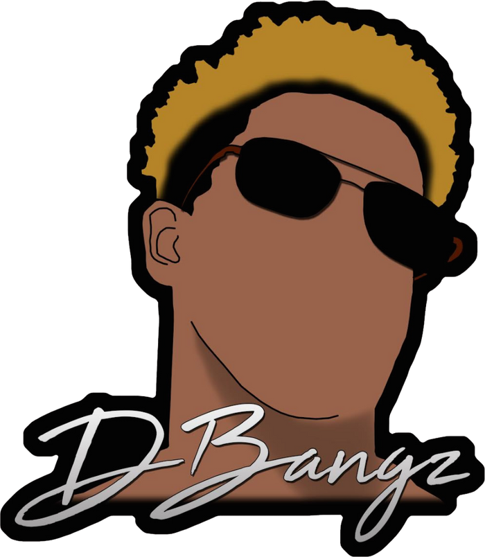 DBangz - Sticker (5 for $5)
