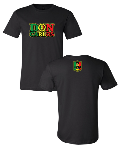 Don Carlos Rasta Lion Tee