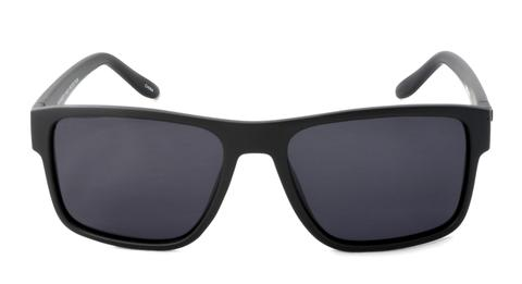 THE CASSIDY'S (FLAT BLACK FRAME) POLARIZED