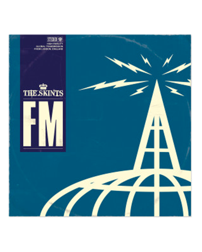 The Skints FM CD