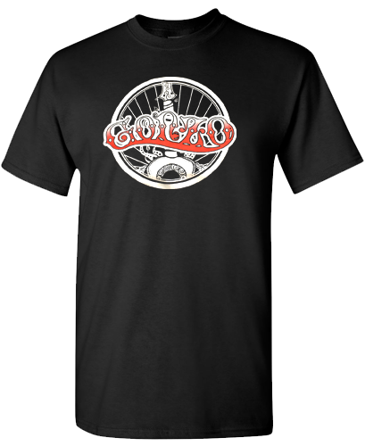 Gonzo Guitar Tee (Red)