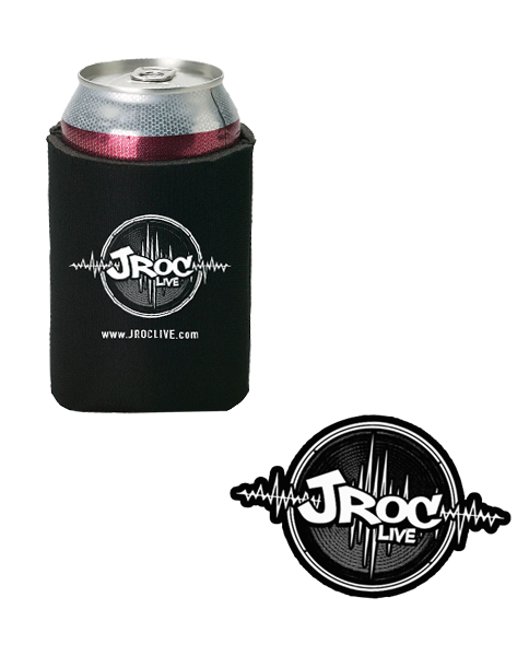 J Roc Koozie / Sticker Bundle