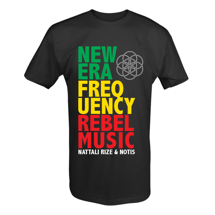 Mens New Era Frequency T Shirt