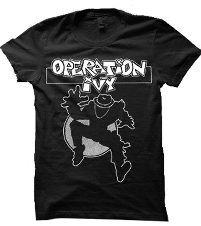 Operation Ivy T-Shirt of the Month (Feb 2015)