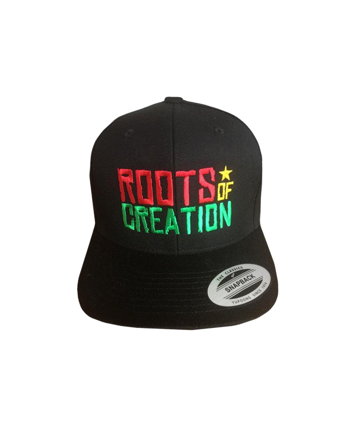 Roots of Creation - Rasta Snapback
