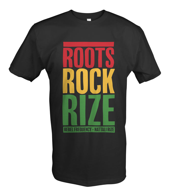 Nattali Rize - MEN'S ROOTS ROCK RIZE T-SHIRT
